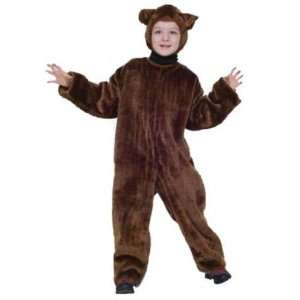 Teddy Bear Deluxe Childs Fancy Dress Costume M 134cm Toys & Games