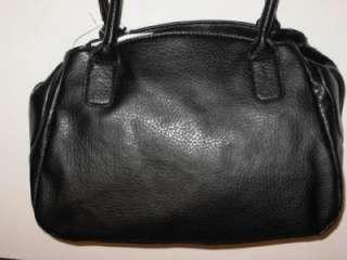 NIne West Black Purse Ridgefield NWT Retail $72 Womens Handbag Leather