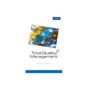 com Total Quality Of Management (9788131700228) Tapan K. Bose Books