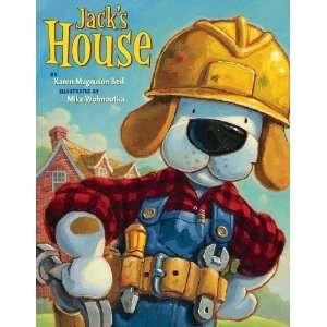 Jacks House [School & Library Binding] Karen Magnuson Beil Books