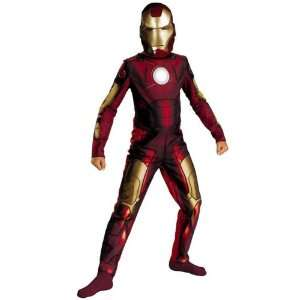 Iron Man Kids Costume Toys & Games