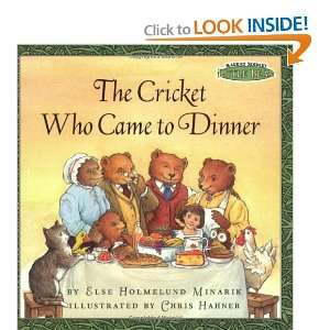 The Cricket Who Came to Dinner (Maurice Sendaks Little