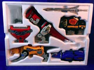 This is a Ban Dai Mighty Morphin Power Rangers Megazord Mint In Box