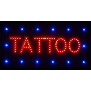TATTOO Monocolor Window Display LED Message Sign Electronics