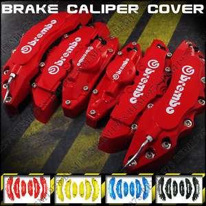 Honda Accord Coupes Brembo Style Brake Caliper Covers