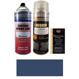 12.5 Oz. Dark Blue Metallic Spray Can Paint Kit for 1996