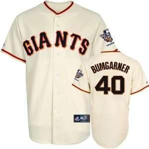 Madison Bumgarner Jersey San Francisco Giants #40 Home Replica Jersey