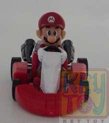 Takara Tomy Super Mario Kart Nintendo Race Figure Car