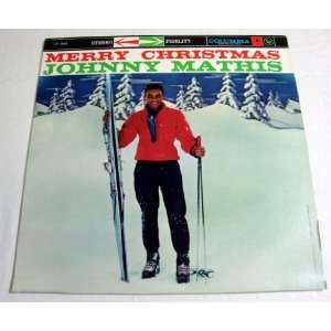 Johnny Mathis   Merry Christmas Music