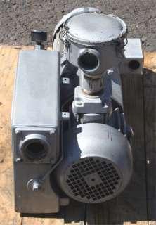 Busch RC0025 AC05 1001 Single Rotary Vane Vacuum Pump