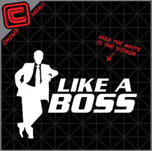 Like A Boss JDM drift Lonely Incredibad Decals Stickers