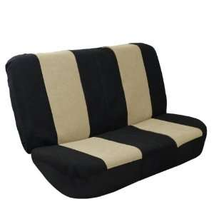 FH FB062010 Classic Corduroy Bench Seat Covers, Airbag compatible and