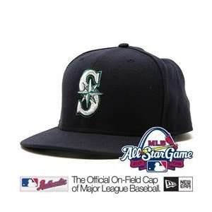 Seattle Mariners Authentic Game Performance 59FIFTY On