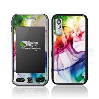 Aufkleber Sticker Handy Samsung Star GT S5230 Schutzfol