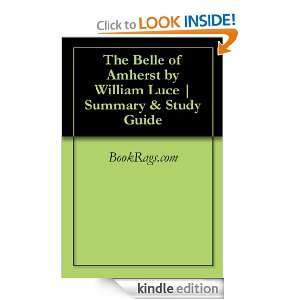 Luce  Summary & Study Guide BookRags  Kindle Store