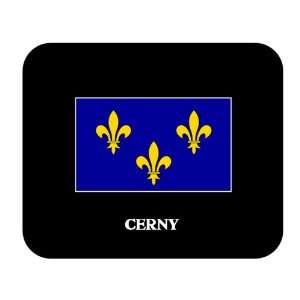 Ile de France   CERNY Mouse Pad: Everything Else