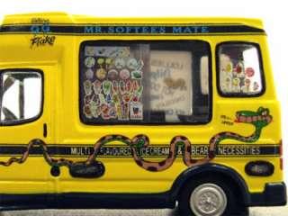 76 Mister Softee Ice Cream Truck Van UK UnitedKingdom