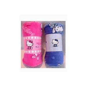 Sanrio Hello Kitty Blanket (1 pc)  pink color Toys
