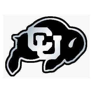 Colorado Buffaloes Silver Auto Emblem *SALE* Sports