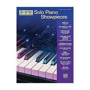 Alfred 00 31476 10 for 10 Sheet Music  Classical Piano