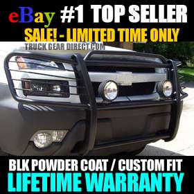 02 06 Chevy Avalanche Grille Brush Grill Guard Grille