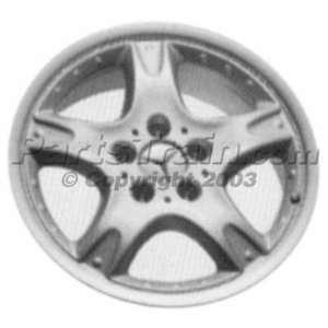 ALLOY WHEEL mercedes benz SLK230 slk 230 98 00 17 inch Automotive
