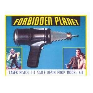The Forbidden Planet Laser Pistol Prop Model Kit
