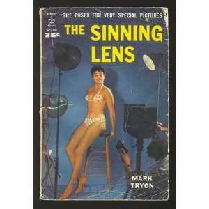 The Sinning Lens: Mark Tryon: Books