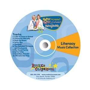 Dr. Jean Literacy (10 Songs) (Happy Reading Happy Learning