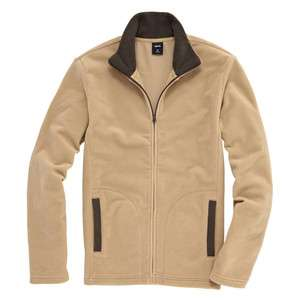 Collar Polar Fleece Zipper (mens)JacketsCoats Royal Beige#138903