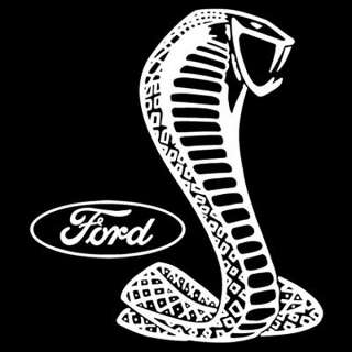 Hot Rod GearHead Ford Cobra snake T Shirt