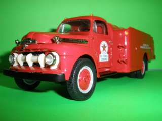 Texaco First Gear Colwell Oil 1951 FORD F 6 Truck #1