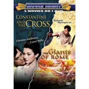 of Rome (2 DVD) Cornel Wilde, Richard Harrison, MC Film Movies & TV