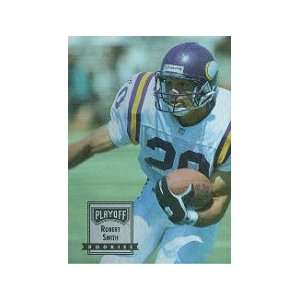 1993 Playoff Contenders #119 Robert Smith Rookie