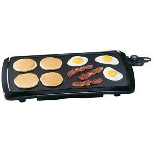 New Presto Cool Touch Electric Griddle 20 Length x 10.5