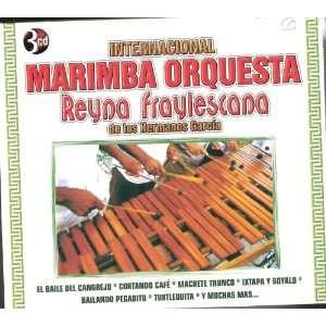 Marimba Orquesta Reyna Fraylescana De Los Hermanos Garcia