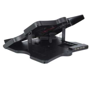 Fan Laptop Stand Cooling Cooler Pad for Notebook Laptop PC 15  Inch