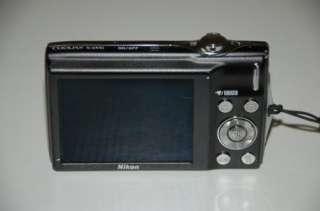 NIKON COOLPIX S3000 12.0 MP 4X OPTICAL ZOOM DIGITAL CAMERA