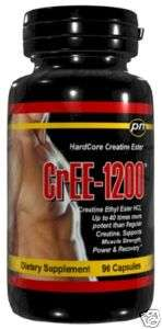 CrEE 1200 Creatine Ethyl Ester Hydrochloride 90ct Pills