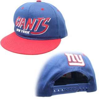 New York Giants NFL Snap Back Hat Ball Cap