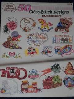 50 Cross Stitch Designs Cross Stitch Book