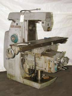 Cincinnati Cinova 80 Horizontal Milling Machine