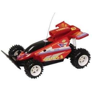 Elenco   R/C Turbo King Car Kit w/Radio (Science) Toys & Games