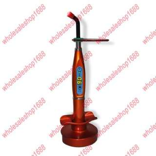 Dental 5W Wireless Cordless1500m LED Curing Light Lamp