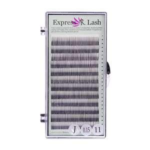 Eyelash Extension Dual RAPIDS SUPER LASH J curl 12x20mm
