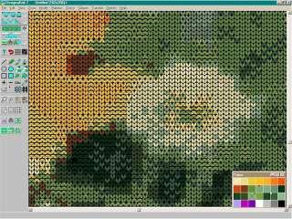 knitting machine software