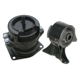 M039 99 04 Honda Odyssey Engine Motor Mount with Hydraulic 2PCS Front