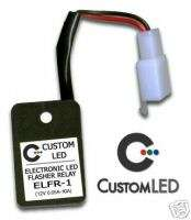 LED Flasher Relay ELFR 1 *FAST BLINKER FIX* OEM Connect