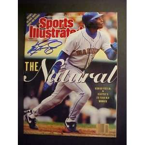 1990 Sports Illustrated Magazine With Hit & Run Collectibles COA