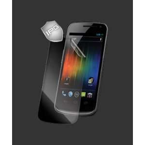 IPG Samsung Galaxy Nexus Invisible SCREEN Protector Skin